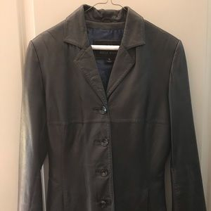Wilson's Leather Jacket women's size small